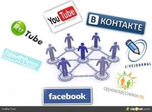 Социальные сети и негативные последствия