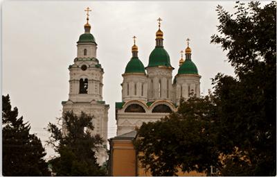 Астраханский кремль